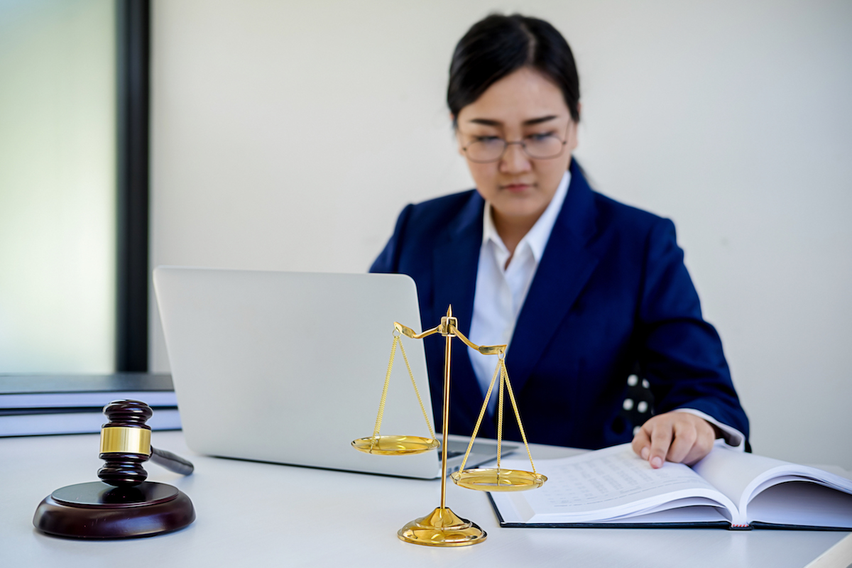 A Typical Day in the Life of an Attorney